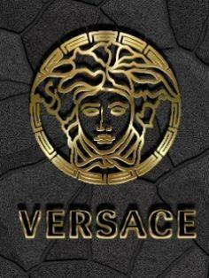Gianni Versace, Versace Wallpaper, Versace Jewelry, Versace Home, Smile Images, Instagram Logo, Free Vector Art, Fashion Branding, Iphone Wallpaper