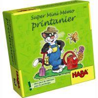 Super Mini Mémo printanier de Haba