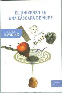 En este libro, Hawking nos conduce hasta la frontera misma de la física teórica -donde la verdad supera muchas veces a la ficción? para  explicarnos en términos verdaderamente sencillos, y en ocasiones muy divertidos, los principios que rigen nuestro universo http://www.imosver.com/es/libro/el-universo-en-una-cascara-de-nuez_3130230027