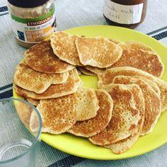 Pancakes du livre vegan de Marie Laforet