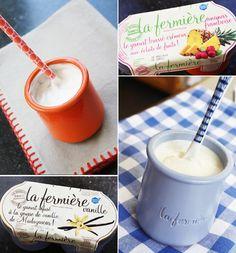 On a testé: Les yaourts la fermière de chez Delhaize