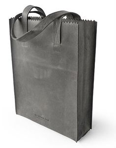 My bag - I love it! • Myomy my paper bag black. Made of fair trade buffalo leather