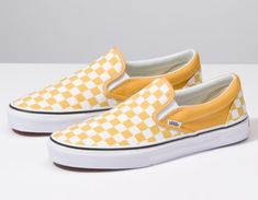 shoes vans slip on yellow - shoes vans slip on _ shoes vans slip on black _ shoes vans slip on casual _ shoes vans slip on yellow _ shoes vans slip on outfit _ shoes vans slip on white _ shoes vans slip on red _ shoes vans slip on pink Vans Sneakers, Slip On Sneakers, Slip On Shoes, Vans Boots, Women's Shoes, Cute Shoes, Me Too Shoes, Vans Shoes Sale, Trendy Shoes