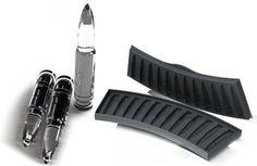 AK47 Bullets Ice Tray - nice!