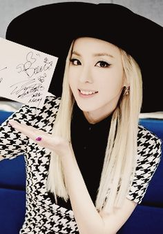 Dara 2NE1 Come visit kpopcity.net for the largest discount fashion store in the world!!