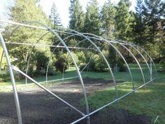 Setting up a 16x24 greenhouse
