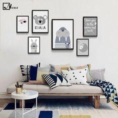 5-pcs-Cartoon-Animal-Koala-font-b-Seal-b-font-Minimalist-Art-Canvas-font-b-Poster.jpg (1000×1000)
