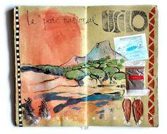 Carnet de voyage à Madagascar -- Stéphanie Ledoux