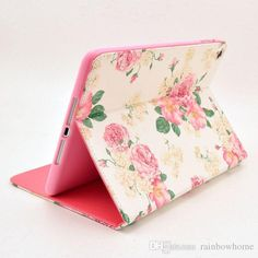 Cute Owl Flower Cat Tribal Cover With Stand Holder Pu Leather Case For Ipad Mini 2 3 4 Air 5 6 Pp Bag From Rainbowhome, $12.05   Dhgate.Com