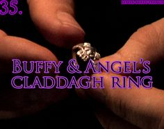 I've been obsessed with claddagh rings ever since.