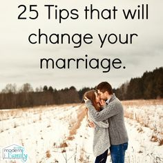 Maintaining a strong marriage is a lot harder than one would think, but it is also very possible to achieve. Your marriage can be growing in whatever season