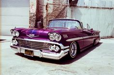 58 Chevy Impala..Re-pin Brought to you by agents of #CarInsurance at #HouseofInsurance in Eugene, Oregon