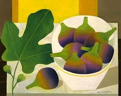 Reg Cartwright  Still Life with Figs  2011