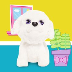 Puppy In My Pocket Series 2 – Teddy - Just Play | Toys for Kids of All Ages