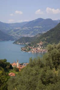 Image detail for -Lake Iseo, Lombardy, Italian Lakes, Italy, Europe