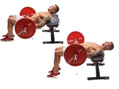 The 21 best barbell moves ever