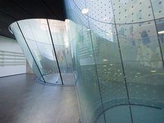 Glas; Joanneumviertels in Graz