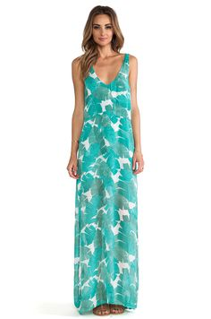 Show Me Your Mumu Rawson Maxi Dress in Beverly Palm | REVOLVE