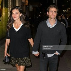Paul and Phoebe in Manhattan 13-5-15