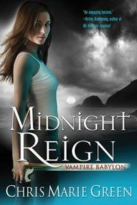 Vampire Babylon by author Chris Marie Green