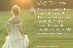 Taylor Swift Facts that's really cute and i agree with taylor - KMI