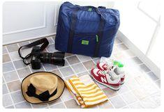 Korean~Waterproof Foldable Travel Bag - Storage/Pouch MY Beauty World