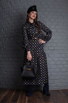 Cold Shoulder Dress, Dresses With Sleeves, Long Sleeve, Fashion, Moda, Full Sleeves, La Mode, Gowns With Sleeves, Fasion