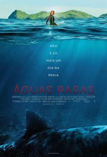 BOAS NOVAS: Águas Rasas - Filme 2016