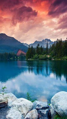 Ask Italian, New Wallpaper, Nature Wallpaper, High Tatras, Tatra Mountains, Wilderness, National Parks, Park Landscape, Lake Mountain