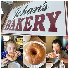 If you are from the Petoskey area or have driven through at some point in time, you are probably aware of Petoskey's well-known donut shop: Johan's Bakery. Located at 565...