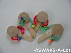 mini monkey drum swap