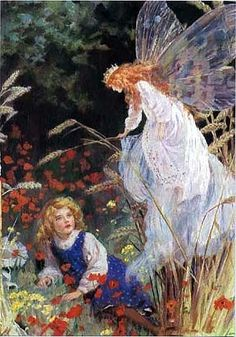 Fairy Queen • Margaret Tarrant
