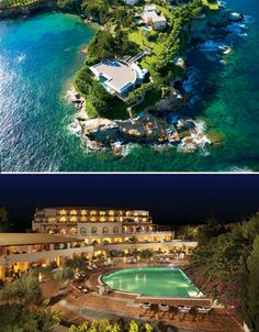 On a private peninsula in Crete you'll find the Out of the Blue Capsis Elite Resort