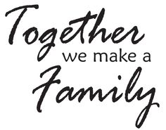 Together, we make a family. Get healthy snacks for your family at Walgreens.com!