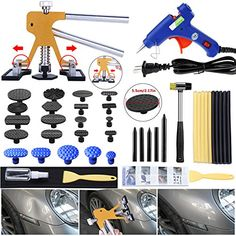 Tools Fast Deliver Furuix Reflector Line Board Paintless Dent Repair Scratch Doctor Dent Removal Hail Damage Auto Repair Tool Be Friendly In Use Hand Tool Sets