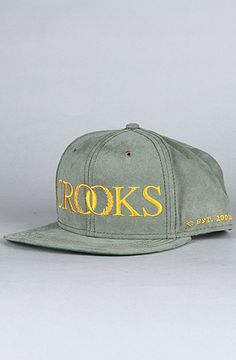 35b2196044c The Mens Snapback- Luxe in Forest
