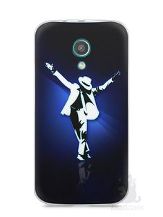 Capa Moto G2 Michael Jackson #1