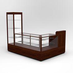 Hardwood and Glass Cash Wraps – Display Cases Decor, Furniture, Interior, Display Case, Counter Design, Sliding Wood Doors, Home Decor, Shop Interior Design, Home Decor Furniture