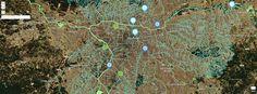 Coletivo Escafandro cria mapa colaborativo dos rios subterrâneos de São Paulo