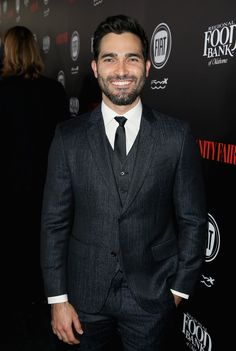 Tyler Hoechlin Photos - Actor Tyler Hoechlin attends Vanity Fair and FIAT Young Hollywood Celebration at Chateau Marmont on February 2016 in Los Angeles, California. - Vanity Fair And FIAT Young Hollywood Celebration - Red Carpet Teen Wolf Derek, Teen Wolf Boys, Teen Wolf Dylan, Teen Wolf Cast, Hot Actors, Actors & Actresses, Jake Miller, Derek Hale, Tyler Hoechlin