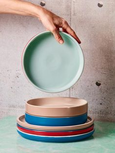 Arcipelago Dinnerware – Coming Soon Kitchen Necessities, Plates And Bowls, Dinnerware, Stoneware, Ceramics, Tableware, Tabletop, Projects, Color