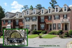 Grey Stone Oaks is a beautiful community of brick townhomes with drive under garage parking and exterior back decks located convenient Emory University and the CDC, easy access to fashionable Brookhaven, Buckhead Atlanta and I-85!  http://condoatlanta.com/GreyStoneOaks.html  Ready to sell your current home or find your new home? Call on us!  CONDOATLANTA.com is a full service real estate brokerage working with buyers and sellers across Greater Metropolitan Atlanta!   We're here to help and…