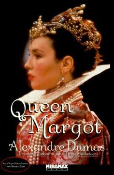 Queen Margot : or, Marguerite de Valois / by Alexandre Dumas Cool Books, I Love Books, Used Books, Books To Read, My Books, French Royalty, French History, Fiction Novels, Queen
