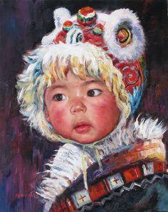 Barry Yang (Chinese) Little Neighbor Boy