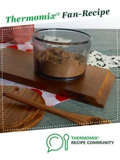 Recipe Christmas spice mix by Thermomix in Australia, learn to make this recipe easily in your kitchen machine and discover other Thermomix recipes in Basics. Spice Blends, Spice Mixes, Christmas Baking, Christmas Recipes, Hamper Ideas, Curry Spices, Caraway Seeds, Infused Oils, Recipe Community