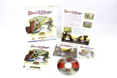 Blood & Magic for PC by Interplay, 1996, Strategy, Fantasy, Real-Time, Top-Down