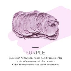 Save this color correcting beauty secret to see how you can upgrade your overall makeup look with purples.