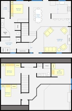 Floor Plans Pole Barn Home Plans Pinterest House Barn