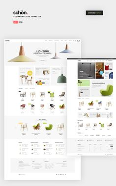 schön. ecommerce psd templateBuy Now!http://themeforest.net/item/schn-ecommerce-psd-template/15449163?ref=imetin