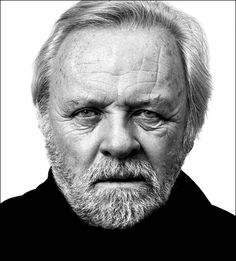 'Anthony Hopkins' by Andy Gotts